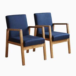Hallway 51 Sessel von Alvar Aalto für Artek, 1940er, 2er Set