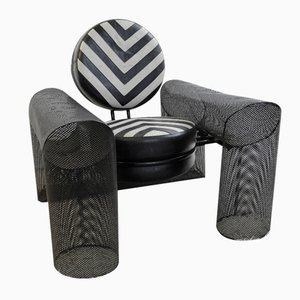 Prince Chair by Mario Botta, 1980s