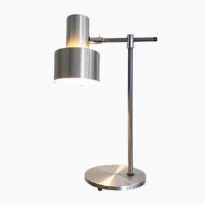 Lampada da tavolo Lento in alluminio di Jo Hammerborg per Fog & Mørup, anni '60