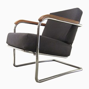 Armchair by Werner Max Moser for Embru, 1940