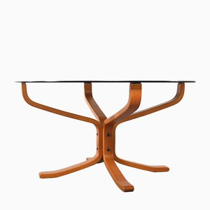 Vintage Falcon Coffee Table by Sigurd Ressell for Vatne Møbler