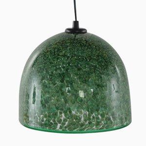 Italian Pendant Lamp by Gae Aulenti for Vistosi, 1970s