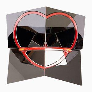 (breaking) Heart Lamp by Philipp Käfer