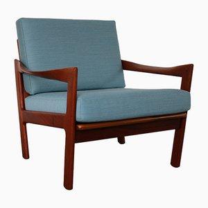 Easy Chair by Illum Wikkelsø for Niels Eilersen, 1966