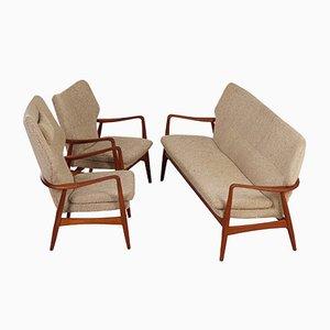 Living Room Set by Aksel Bender Madsen for Bovenkamp, 1960s