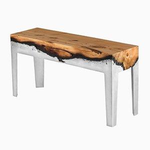 Banc Wood Casting™ par Hilla Shamia
