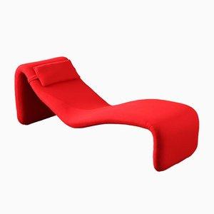 Vintage Djinn Chaise Lounge by Olivier Mourgue for Airborne