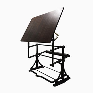 La Parallèle Drafting Table from F. Darnay, 1930s