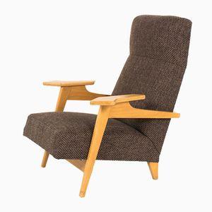 Scandinavian Style Armchair, 1950s