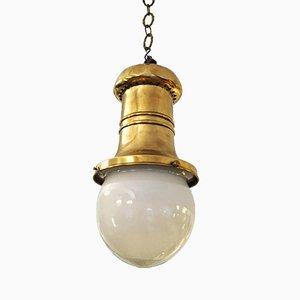 Lampe Antique Art Nouveau