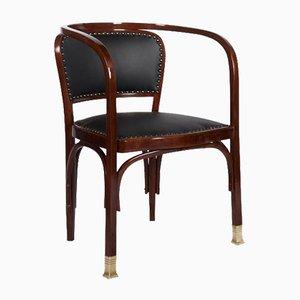 Chaise Modèle 715 Antique par Gustav Siegel pour Kohn