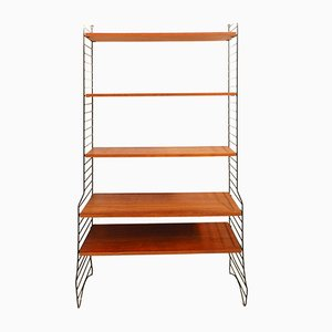 Vintage String Bookshelf by Nils Strinning for String