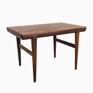 Rosewood Side Table by Johannes Andersen for CFC Silkeborg