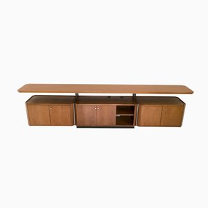 Vintage Sideboard by Osvaldo Borsani for Tecno