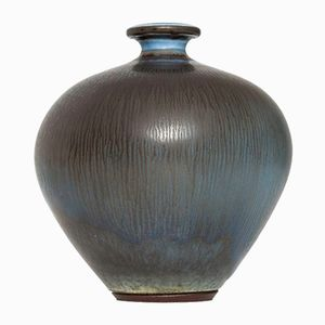 Ceramic Vase by Berndt Friberg for Gustavsberg, 1975