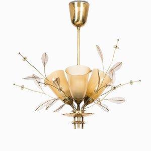 Vintage Modell 9029 Deckenlampe von Paavo Tynell für Taito