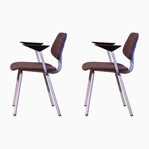 Vintage Stühle von Friso Kramer für Ahrend Cirkel, 1970er, 2er Set