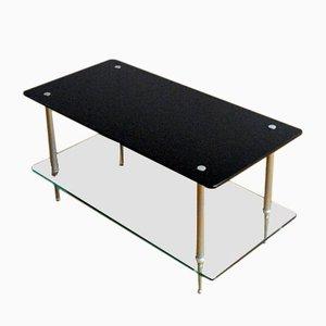 Glass Coffee Table, 1950s