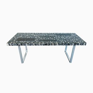 Mosaik Coffee Table from Mosaik-Clubtisch, 1970s