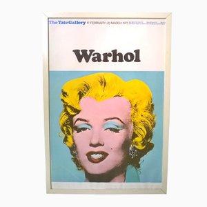 Poster Tate Gallery di Andy Wharol, 1971