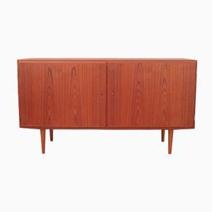 Dänisches Sideboard aus Teakholz von Poul Hundevad, 1960er