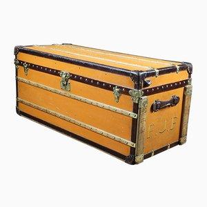 Antique Orange Louis Vuitton Case