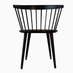 Dänischer Vintage Stuhl von Yngve Ekstrom für Nesto, 1960er