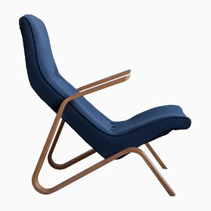 Vintage Grasshopper Chair by Eero Saarinen for Knoll