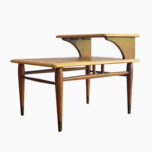 Mid-Century Beistelltisch von Andre Bus für Lane Furniture
