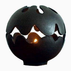 Vintage Pumpkin Kerzenhalter von Christel & Christer Holmgren für Illums Bolighus