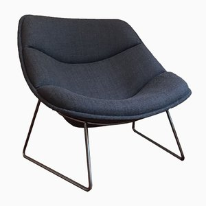 Vintage Dutch F558 Lounge Chair by Pierre Paulin for Artifort, 1960s