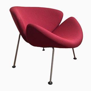 Vintage Orange Slice Chair von Pierre Paulin für Artifort