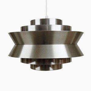 Trava Aluminum Pendant by Carl Thore for Granhaga Metal Industri, 1960s