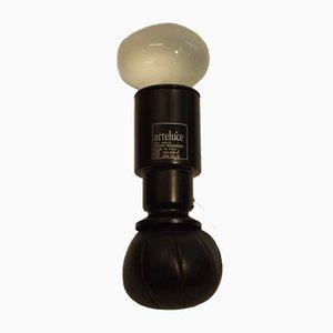 First Edition Vintage 600 C Schreibtischlampe von Gino Sarfatti für Arteluce
