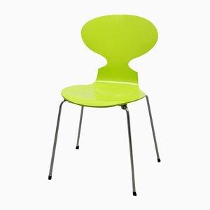 3101 Ant Chair in Vernal Green by Arne Jacobsen for Fritz Hansen, 1950s