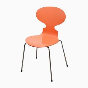 3101 Ant Chair in Peach by Arne Jacobsen for Fritz Hansen, 1950s