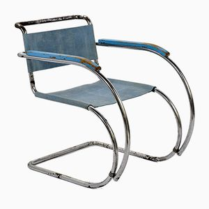 MR 534 Lounge Chair by Mies van der Rohe, 1933