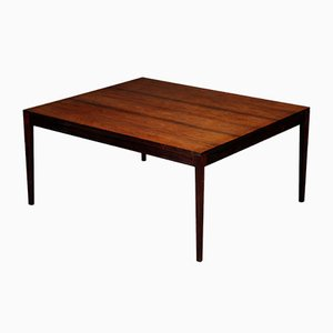 Mid-Century Rosewood Diplomat Series Dining or Conference Table by Finn Juhl for CADO, 1960s