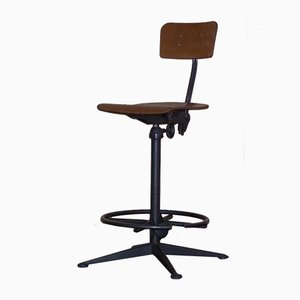 Industrial Chair by Friso Kramer for Ahrend de Cirkel, 1968