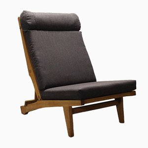 Mid-Century AP71 Lounge Chair by Hans J. Wegner for A.P. Stolen