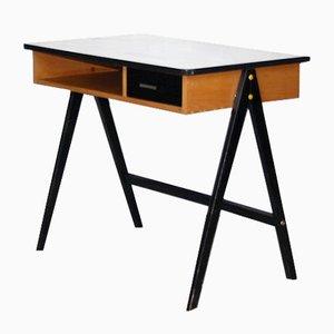 Small Dutch Desk by Coen de Vries for Devo, 1954