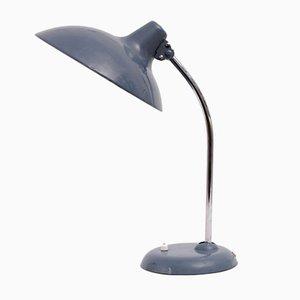 Blaue Dove Lampe von Christian Dell für Kaiser Lampen, 1960er