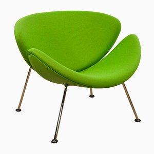 Orange Slice F 437 Lounge Chair by Pierre Paulin for Artifort