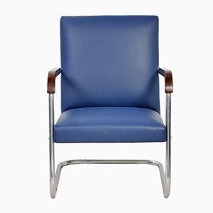Vintage Armchair by Anton Lorenz