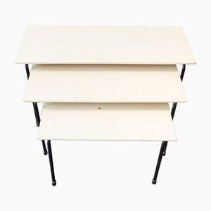 Twello Nesting Tables by Martin Visser for 't Spectrum, 1950s