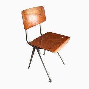 Vintage Result Stuhl von Friso Kramer für Ahrend de Cirkel, 1960er