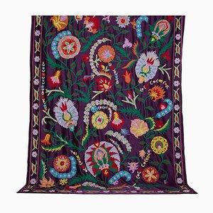 Mid-Century Large Uzbek Tapestry