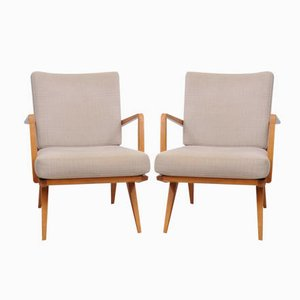 Mid-Century Armchairs from Knoll, Set of 2