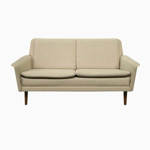 2-Sitzer DUX Sofa von Folke Ohlsson für Fritz Hansen, 1960er