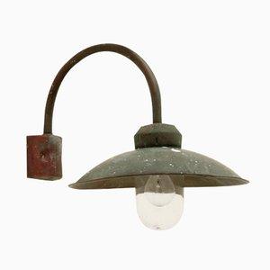Skandinavische Mid-Century Wandlampe, 1960er